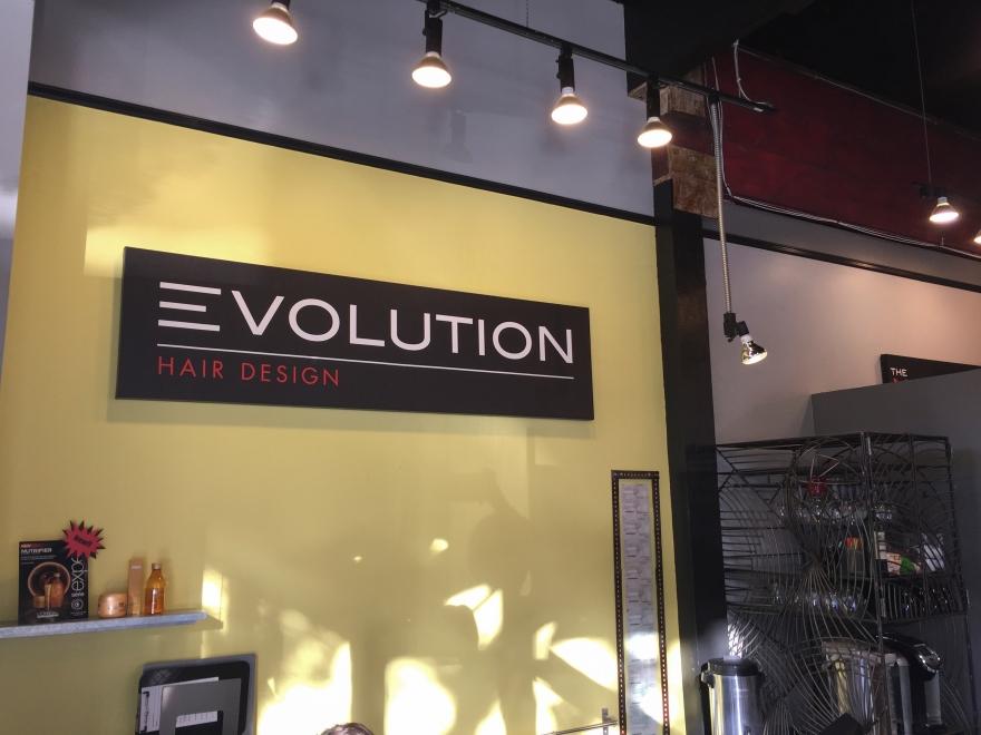Evolution Front Desk